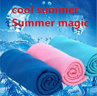 babies exerciser - 16 hot sell Cold Towel exerciser Sports Ice Cool Towel PVA Hypothermia ise Sweat Summer Sports Ice Cool Towel PVA Hypothermia Cooling Towel