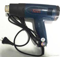 Wholesale dalong heat gun electric power tool welding gun thermal chimney Car sticker gun w