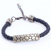 Serpent peau style Bracelet femme Bangle Leopard poignet style de motif de peau Bangles Unisex bracelet FAST RECEVOIR FACTORY DIRECT