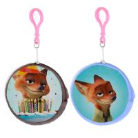 bag paintings - PrettyBaby hot movie Zootopia Creative Paintings Coin Purse fox Nick Style Wallet Hand Bags