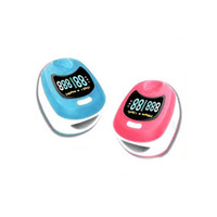 FDA, CE, RoHS approved fingertip - CONTEC Cute Pediatric Childrens Fingertip Pulse Oximeter Monitor CMS50QB SPO2 Color OLED Display CE FDA Approved