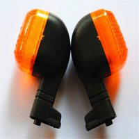 Wholesale Motorcycle Turn Signal lights Orange Front Rear For BMW F650GS DUCATI