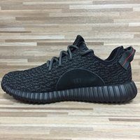 Wholesale With Box new Yeeyz Boost Moonrock Pirate black oxford tan turtle dove Shoes kanye west boost