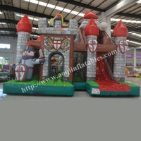 amusement park slides - popular hot sell inflatable amusement park inflatable combos in inflatable bouncer inflatable combos with slide for sale