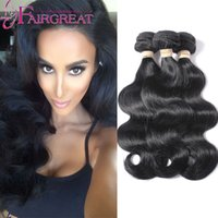 human hair - 2016 HOT Selling Unprocessed Brazilian Malaysian Indian Peruvian Body Wave Hair Bundles human Hair weaves Body Wave Hair Extension