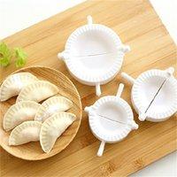 Wholesale 3pcs Dumpling Maker Mold Sizes Plastic Dumpling Machine Pastry Tools cozinha ferramentas utensilios de cozinha