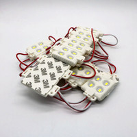 Wholesale Injection molding LEDs led Modules for channel letter Waterproof IP68 DC12V white warm white green yellow blue red