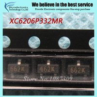 Wholesale XC6206P332MR K XC6206 V A Positive Fixed LDO Voltage Regulator SOT new original