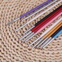 Wholesale DIY Nail Art Pen nail tools Nail Brushes Colorful Nail Art Design Painting Tool Pen Polish Brush Set Kit