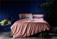 Wholesale 100 Cotton Bedding Sets King Queen Full Twin Size Fitted Flat Bedlinen Home Textile Luxury