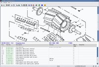agriculture parts - Krone Spare parts catalog for agriculture