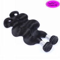 Wholesale Cheap Wholesale Products Free Shipping - Clearance Sale!!! Cheap Peruvian Hair 2pcs lot Free Shipping Queen Hair Products Human Hair Weaves Double Weft Hair Extensions Body Wave