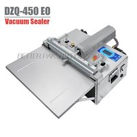 Wholesale DZQ EO desktop outside pumping vacuum inflatable packaging machine external vacuum sealing machine V