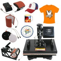 Wholesale Heat Press Machine in Digital Mug Hat Dye Sublimation Heat Press Transfer