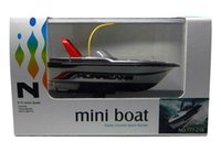 Wholesale Mini Cool Radio Control High Speed Series RC Hovercraft Boat Ship Model Kids Toy Gift Assorted Color