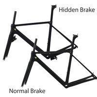 Wholesale Newest Zeta Zeal Areo T1000 carbon fiber road frame BB86 road bicycle hidden brake Cipollini nk1k ridley time