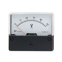 analog voltage panel meter - AC0 V Class Accuracy Analog Voltage Panel Meter New ZMM