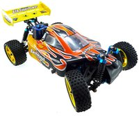 remote control car gas - HSP Rc Car Scale Nitro Gas Power wd Two Speed Off Road Buggy High Speed Hobby Remote Control Car