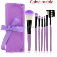 aluminum makeup brush set case - 2016 HOT Professional Makeup Brush Set tools Make up Toiletry bag makeup makeup set Brush Set Cosmetic Bags amp Cases