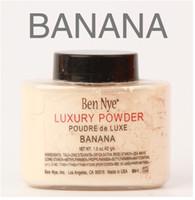 Wholesale Ben Nye Luxury Powders Banana g New Natural Face Loose Powder Waterproof Nutritious Banana Brighten Long lasting