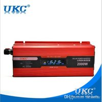 Wholesale digital inverter W inversor v v w peak power W for home outerdoor converter