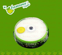 Wholesale Banana can print D9 DVD R DL8 G burn disc disc blank disc large capacity disc