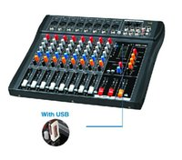Wholesale CT S USB mixer professional amplifier mixer stage audio mixer dj mixer