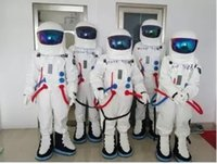 astronaut space suit - Hot Sale High Quality Space suit mascot costume Astronaut mascot costume with Backpack glove shoes