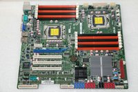 agp dual vga - Z8PE D12 server board LGA DDR3 Dual route W5500 X5500 E5500 L5500 original board tested working used good condition with warranty