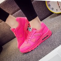 air cross trainer - Classic Air mesh hot pink women s Fashion cross country Trainers Shoes women outdoor fashion sneakers Sports Shoes lover Running Shoes