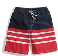 Wholesale quick dry beach shorts board shorts trunks han edition men s summer holiday pants