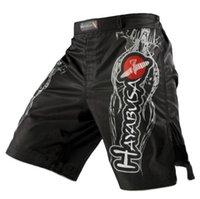 Wholesale mma shorts boxing pants hayabusa muay thai short mma tiger muay thai brock lesnar kickboxing shorts fight wear mma pants