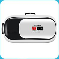 Wholesale JOYROOM VR BOX II Version D Glasses VR Headset Virtual Reality Google Cardboard D Movie for quot quot Smart Phone
