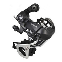 Wholesale Tourney TX55 Speed Rear Derailleur Compatible with or speed cassettes and freewheels Direct Mount