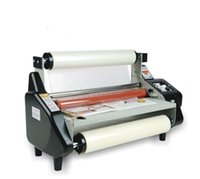 Wholesale A3 Type Hot and Cold Roll Laminators T Digital Auto tempture Control and sides mutil Laminating Machine