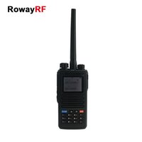 amatuer radios - RowayRF LED Display Walkie Talkie UHF Amatuer Two Way Radio High Quality Transceiver Ham Radio Intercom SX