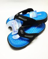 big mens sandals - 2016 New Summer beach MEMORY FOAM Mens surfing slippers sandals to big size