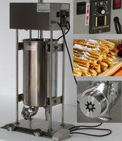 Wholesale electric churros making machine Automactic churros maker churros machine for sale