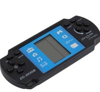 android gaming console - 3PCS black blue color Kids Children Classical Game Players Portable Handheld Video Tetris Game Console For PSP Gaming