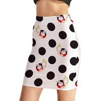 autumn watch - NEW Arrival Sexy Girl Women Summer polka dot rabbit pocket watch D Prints Miniskirt Evening Sexy Mini Tight Wifey Skirt