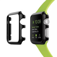 apple bump - 2016 New Rugged Cover Armor For Apple Watch Case mm mm for iwatch iwatch Cases Bumps And Scratches Shockproof Protective Skin