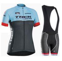 Wholesale 2016 NEW TREK red white cycling jersey set Roupa Ciclismo Cycling Jerseys Bicycle Cycling Clothing Racing Bike Sports Wear size xl xl