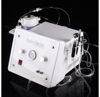 Wholesale 3 in Multifunctional Oxygen Crystal Dermabrasion Skin Care Oxygen Jet Peel Machine For Acne Removal L min Flow