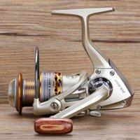 Wholesale Spinning Fishing Reel BB Ball Bearings Left Right Interchangeable Collapsible Handle Fish Wheel