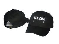 Wholesale Hot Kanye west yeezus Cap Hat Boost Duck Boot Season owl casquette cotton chapeau Strapback snapback Caps gorras panel hat