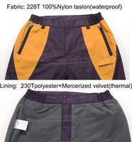 Wholesale Women Long Pant For Hiking Sport Waterdicht Windstopper Long Pant Mountain Nylon Trousers Pantalon Fishing Clothing
