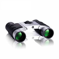 Wholesale Qanliiy Brand X22 Mini HD High Powered Binoculars Folding Metal Body Binocular for Concert Outdoor Traveling Camping Hiking