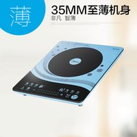 Wholesale electromagnetic oven ultra thin touch battery stove hot pot multi purpose household Induction Cookers Kitchen Appliances