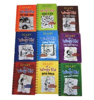 Wholesale Used Diary wimpy Kids books seperated each book