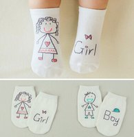 Wholesale New Arrival Cotton Socks styles Sweat absorbent Neonatal Socks Mid calf length Thin For Babies from0 years Old CS005